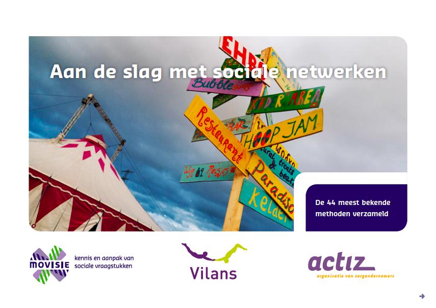 Aan de slag met sociale netwerken - Vilans